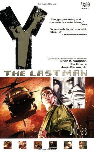 Y: The Last Man: Cycles: Vol 2 - Used