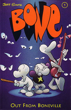 Bone: Out from Boneville: Vol 1 - Used