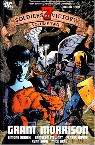 7 Soldiers of Victory: Volume 2: Grant Morrison - Used