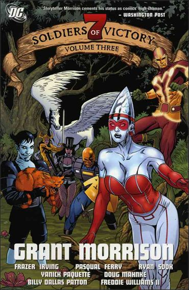7 Soldiers of Victory: Volume 3: Grant Morrison - Used