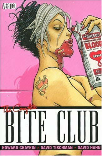 The Complete Bite Club - Used
