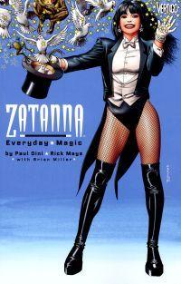 Zatanna: Everyday Magic - Used