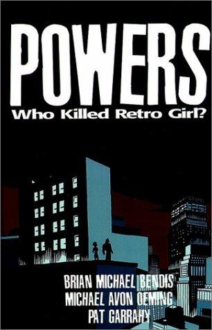 Powers: Who Killed Retro Girl - Used