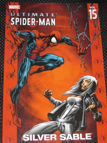 Marvel: Ultimate Spider-Man: Silver Sable: Vol 15 - Used