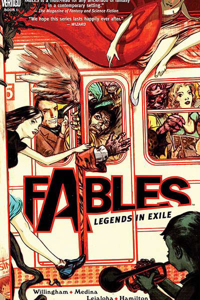 Fables: Volume 1: Legends in Exile TP - Used