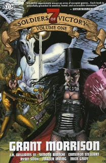 7 Soldiers of Victory: Volume 1: Grant Morrison - Used