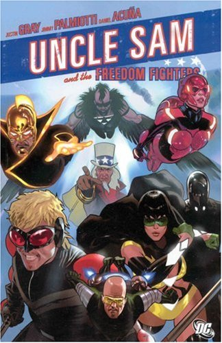 Uncle Sam and The Freedom Fighters TP - Used