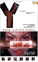Y: The Last Man: Ring of Truth: Vol 5 - Used