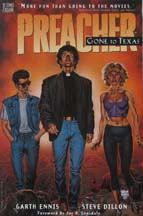 Preacher: Volume 1: Gone to Texas TP - Used