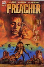 Preacher: Volume 6: War in the Sun TP - Used