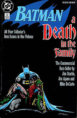 Batman: A Death in the Family - Used