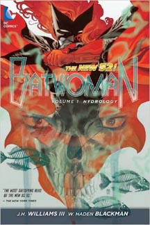 Batwoman: Volume 1: Hydrology (the New 52) HC - Used