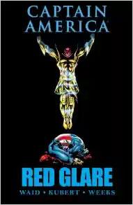 Captain America: Red Glare HC - Used