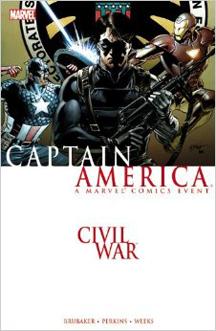 Civil War: Captain America - Used