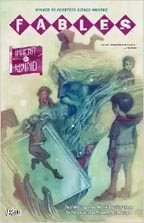 Fables: Volume 17: Inherit the Wind TP - Used