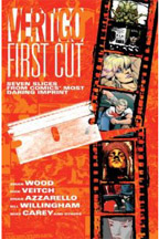 First Cut - Graphic Novel - Used