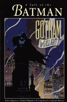 A Tale of the Batman: Gotham by Gaslight (2006) (presitge format)- Used