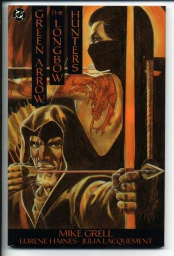 Green Arrow: The Longbow Hunters - Used