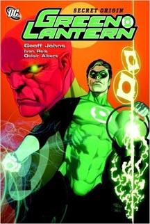 Green Lantern: Secret Origin TP - Used