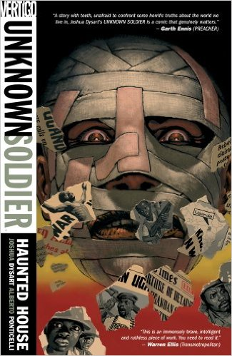 Unknown Soldier Haunted House: Volume 1 TP - Used