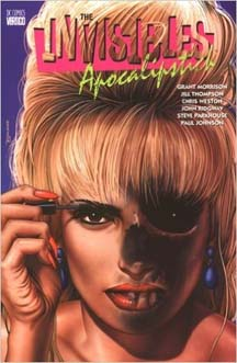 The Invisibles: Volume 2: Apocalipstick TP - Used