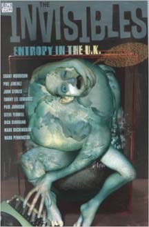 The Invisibles: Volume 3: Entropy in the U,K. TP - Used