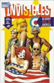The Invisibles: Volume 4: Bloody Hell in America TP - Used