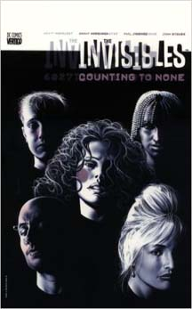 The Invisibles: Volume 5: Counting to None TP - Used