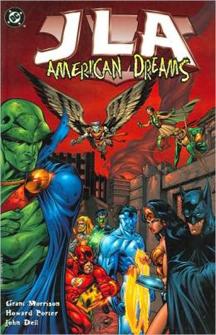 JLA: American Dreams - Used