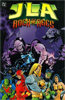 JLA: Rock of Ages - Used
