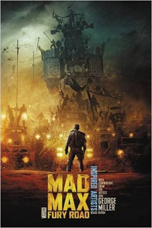 Mad Max: Fury Road Inspired Artists Ed HC - Used