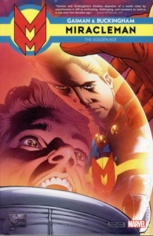Miracleman: the Golden Age HC - USED
