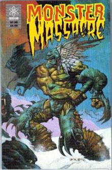 Monster Massacre - Used