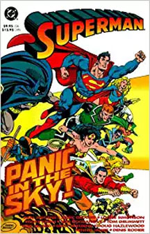 Superman: Panic in the Sky TP - Used