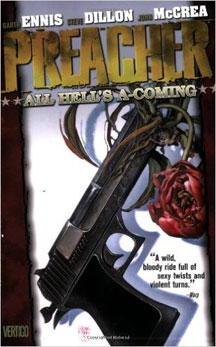 Preacher: Volume 8: All Hells A-Coming TP - Used
