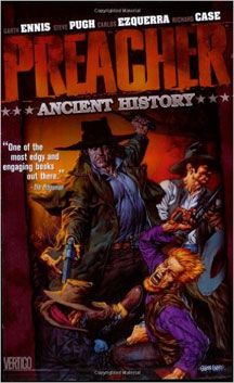 Preacher: Volume 4: Ancient History TP - Used