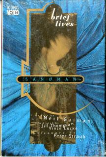 The Sandman: Brief Lives HC - Used