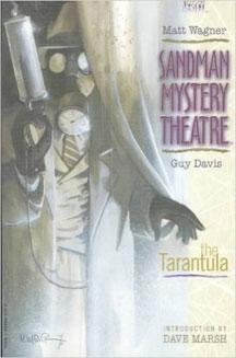 Sandman Mystery Theatre: the Tarantula TP - Used