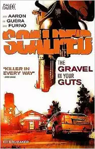 Scalped: Volume 4: the Gravel in Your Guts TP - Used