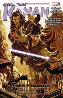 Star Wars: Kanan: Volume 1: First Blood TP - Used