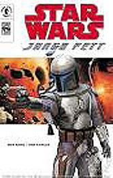Star Wars: Jango Fett (Prestige Format) GN - Used