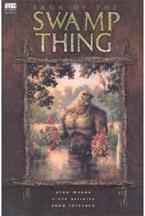 Saga of the Swamp Thing: Vol 1 - Used