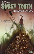 Sweet Tooth: Volume 4: Endangered Species - Used