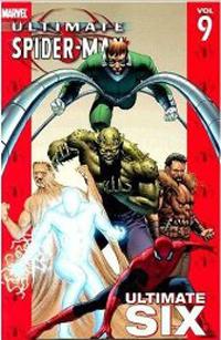 Marvel: Ultimate Spider-Man: Ultimate Six: Volume 9 - Used