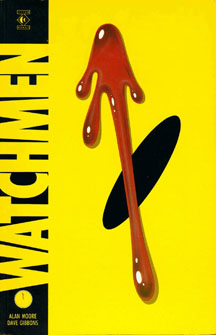 Watchmen by Alan Moore and Dave Gibbons TP - Used