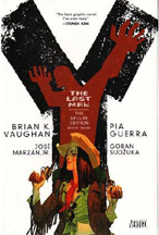 Y: The Last Man: Deluxe Edition: Book 3 - Used