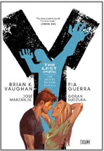 Y: The Last Man: Deluxe Edition: Book 5 - Used