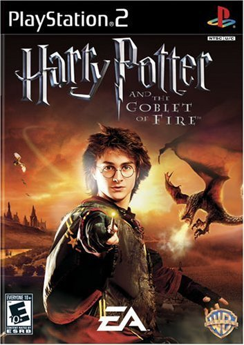 Harry Potter: Goblet of Fire - PS2