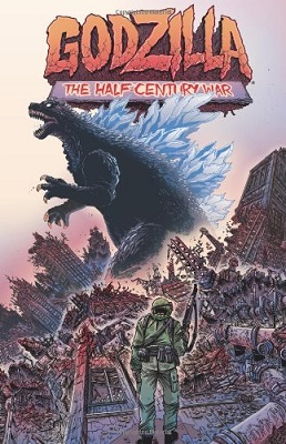 Godzilla: Half Century War HC