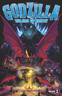 Godzilla Rulers of Earth: Volume 3 TP